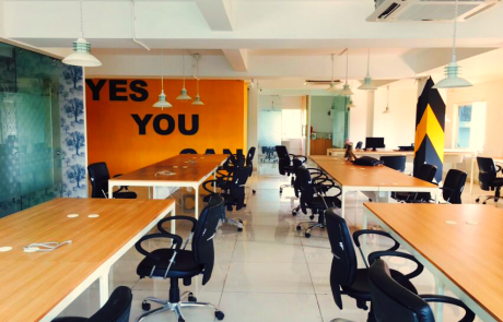 shared office space, coworking sapace in indore