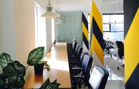 office space, coworking space, coworking in indore